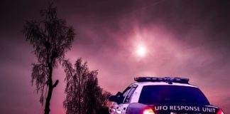 UFO Response Unit Performs Secret Operations in Florida