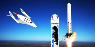 Spacex, Blue Origin, Virgin Galactic to Fight for Space Billions